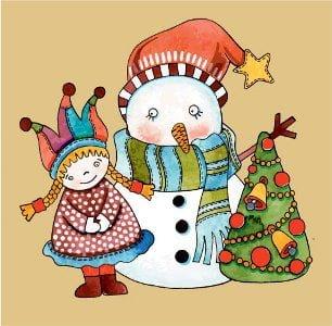 Poemas cortos infantiles de navidad