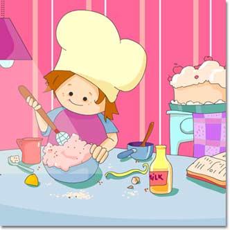 Cuentos infantiles de cocina